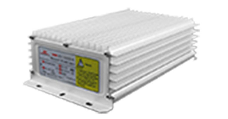 Bộ nguồn LED Chống Nước Điện Áp Không Đổi 200W PFC EMC CV