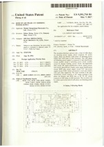 Chứng nhận United States Patent