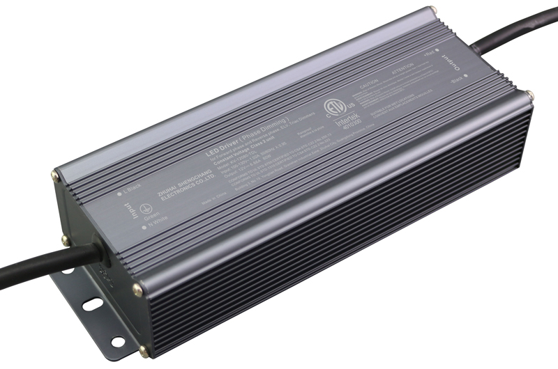 120VAC KV series 80W constant voltage triac LED driver