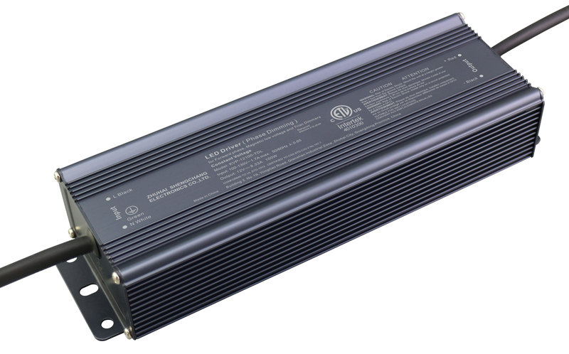 120VAC KVP series 100W constant voltage triac LED driver