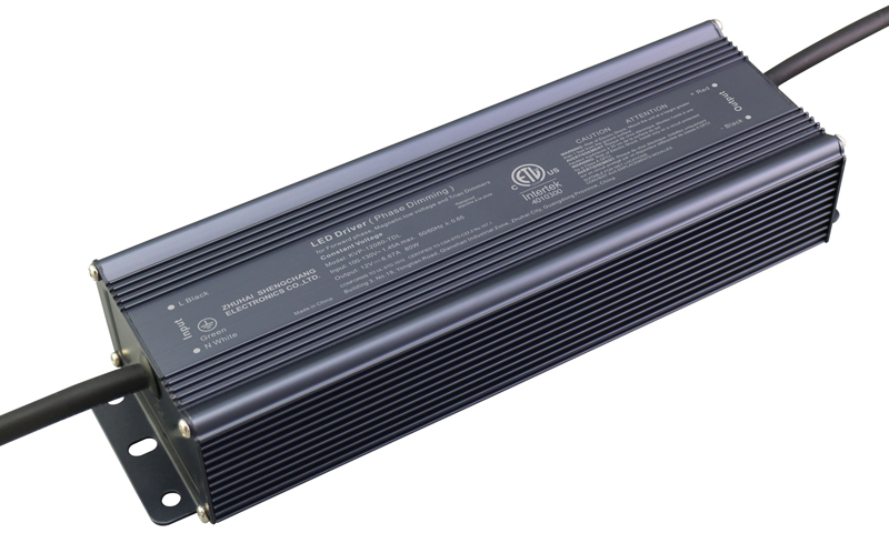 120VAC KVP Series 80W Constant Voltage Triac Dimmable Driver