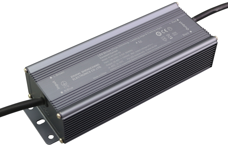 220VAC KI Series 60W Constant Current Triac LED Driver