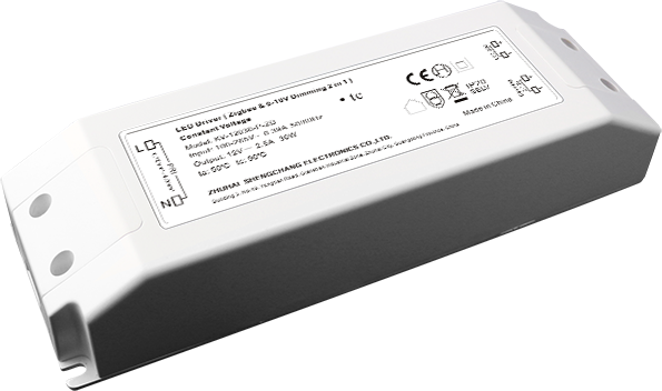 ZigBee/0-10V dimmable driver