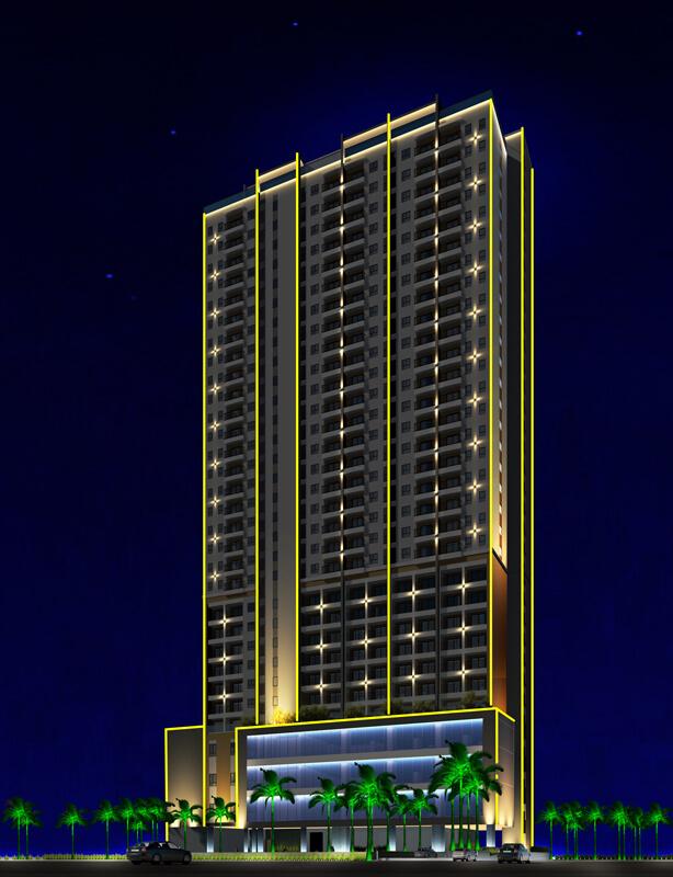 LAN ANH Nha Trang 5 star hotel